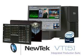 Newtek VT5 tricaster